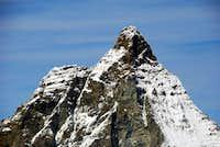 The top of Matterhorn