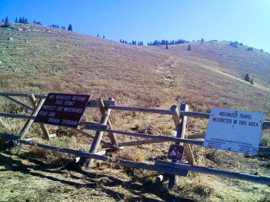 Cache Peak