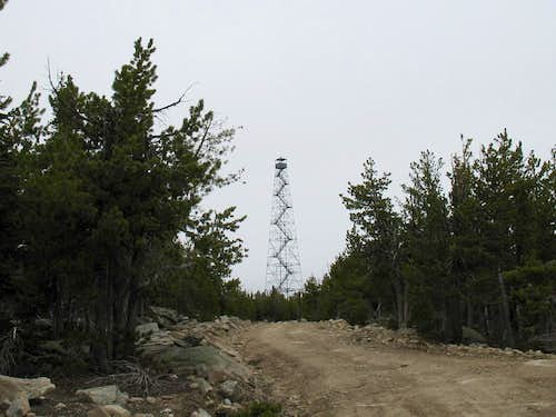 Moses Mountain Lookout