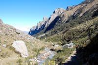 Ishinca Valley