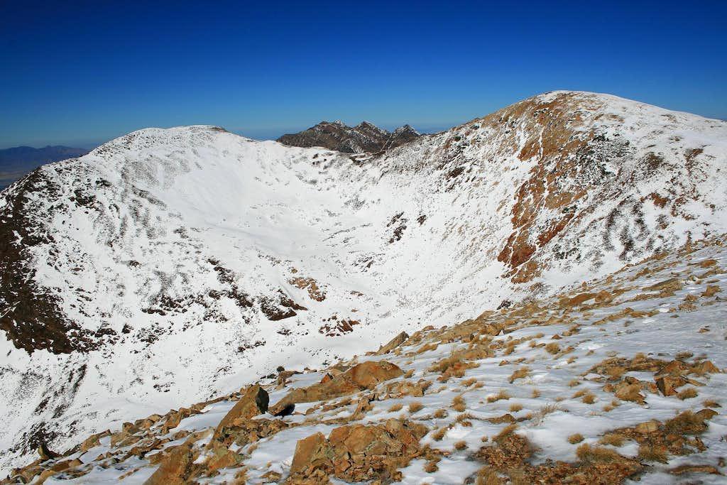 Red Top, American Fork Twin Peaks.