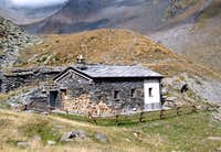 Alpine BIVOUACS in the Aosta Valley <b>(Gran San Bernardo Valley)</b>