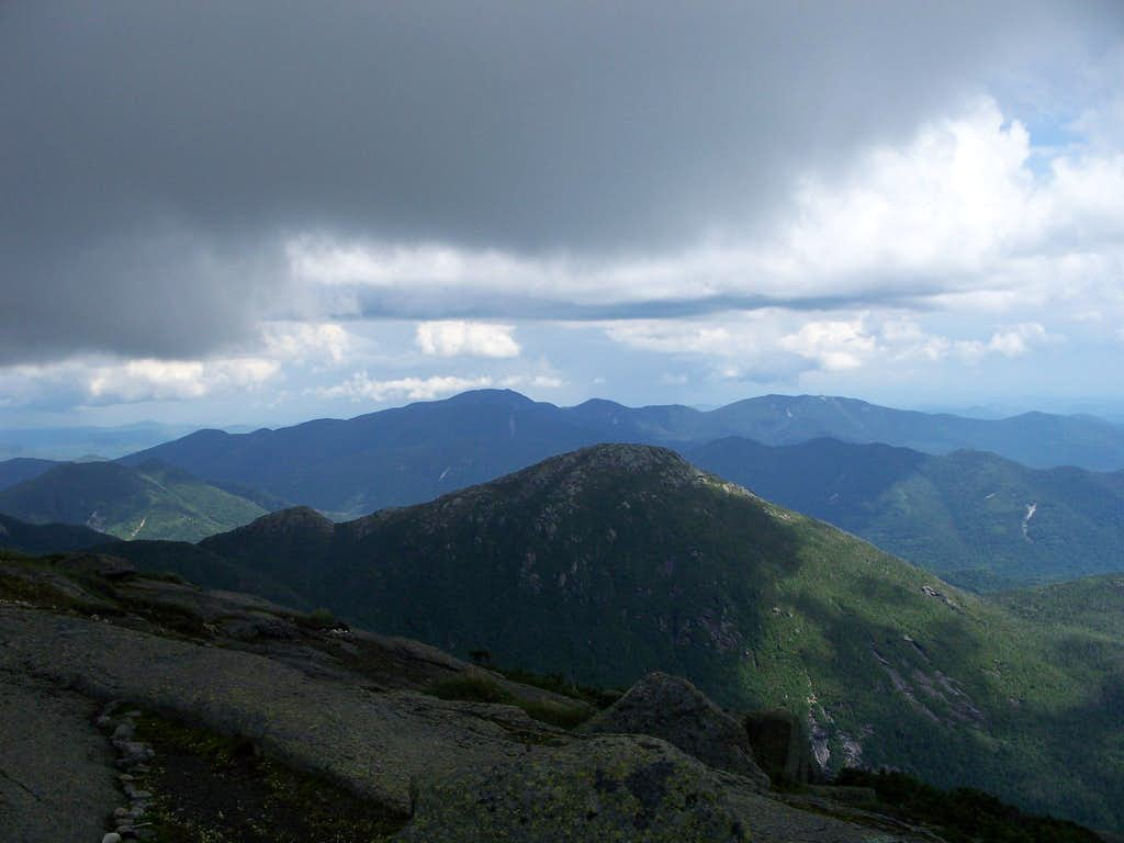 Mt Marcy Summit