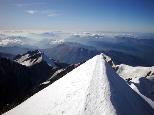 Mt Blanc Summit Ridge