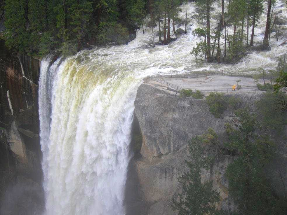 Yosemite Flood May 2005