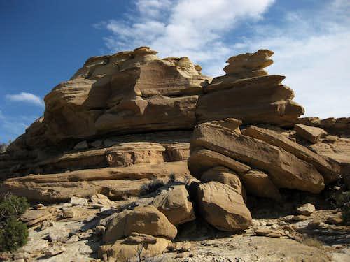 Summit Outcrop