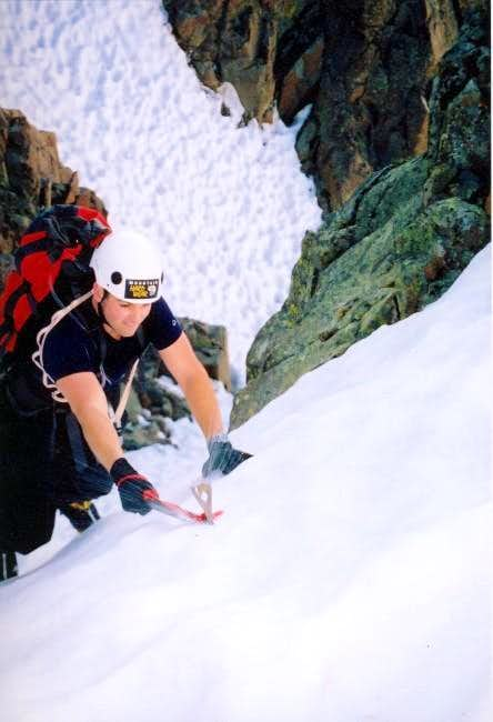 June 7th, 2004 Climbing the...