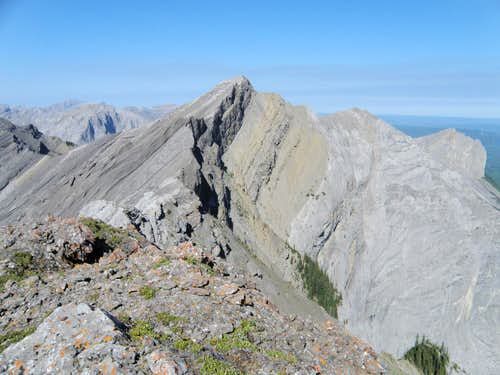 Goat Mountain, Kananaskis