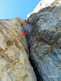 Bottleneck Direct, 5.10a