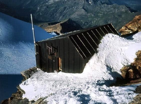 <font color=ff7000>⌂</font>Alpine BIVOUACS in the Aosta Valley &quot;Gressoney Valley&quot;
