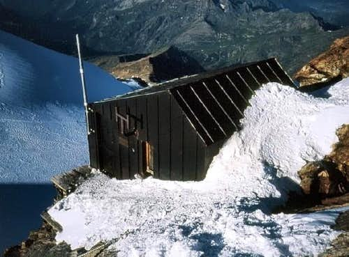 Alpine BIVOUACS in the Aosta Valley  (Gressoney Valley)