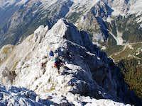 Prisojnik, 2.547 m