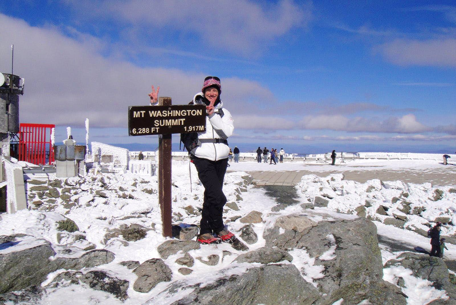 Mt. Washington Ammonoosuc/Jewell