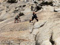 Jen H. Climbs, Craig P. Drills