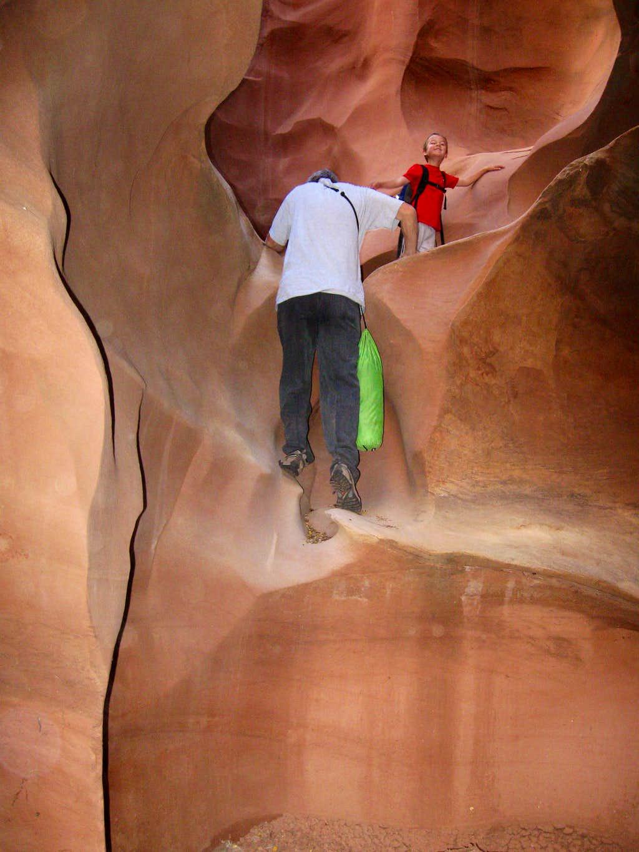 Tarantula Canyon