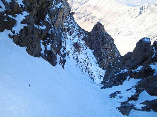 El Diente, North Buttress