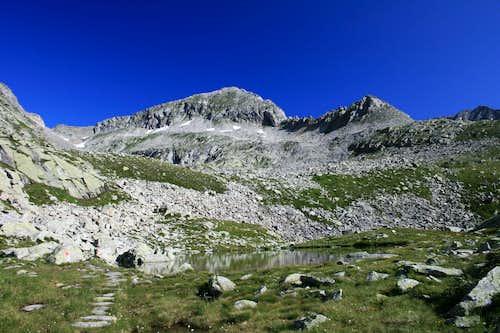 Roßkopf, 2.845m