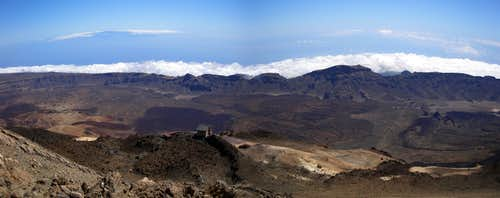 Teide panorama
