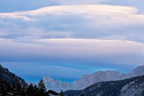 Lenticular Cloud Formations