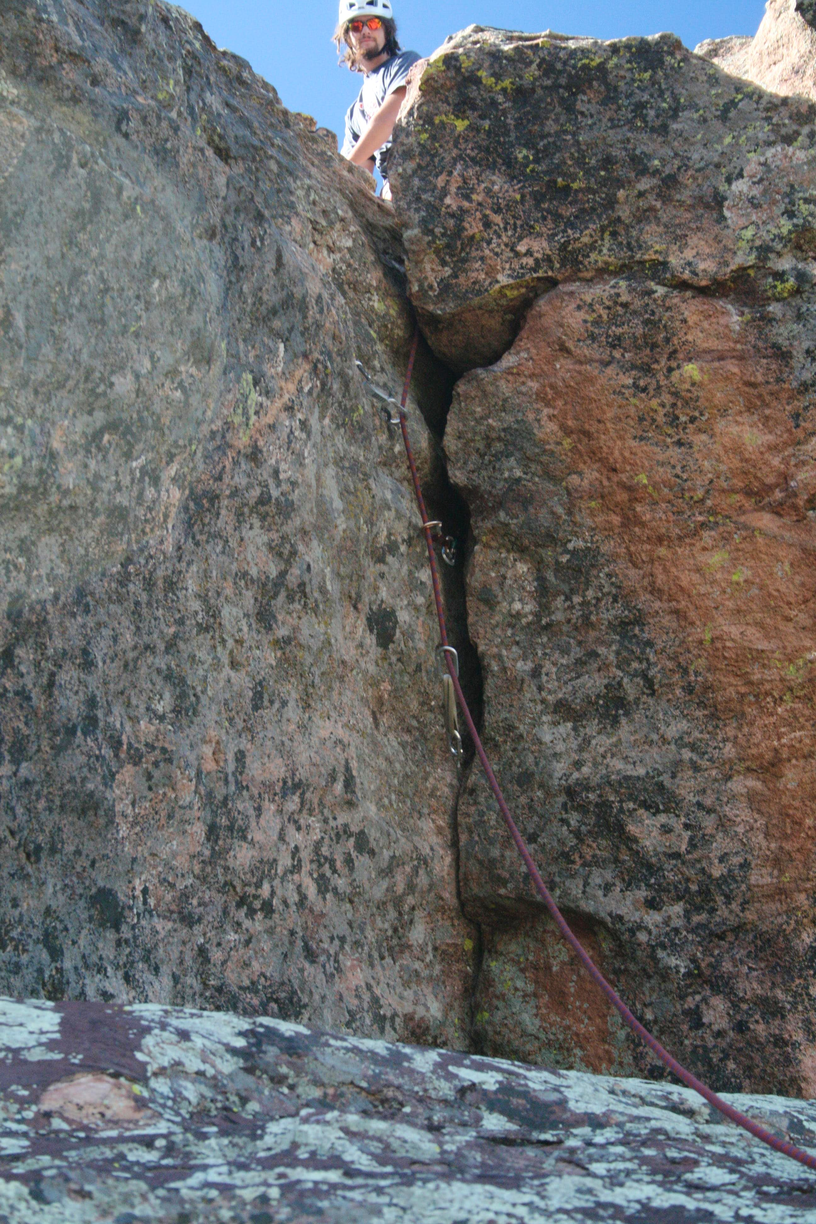 Devils Thumb - Left Side