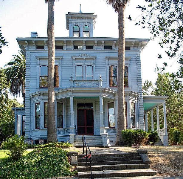 Muir's Martinez Home