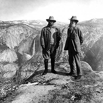 Roosevelt & Muir