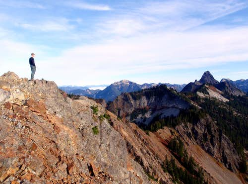 Kendall Peak : Climbing, Hiking & Mountaineering : SummitPost