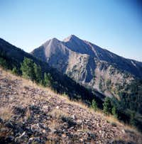 Mt. Nebo with a HOLGA