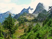 Gunn-Merchant ridge meadows