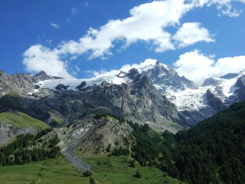 From La Grave