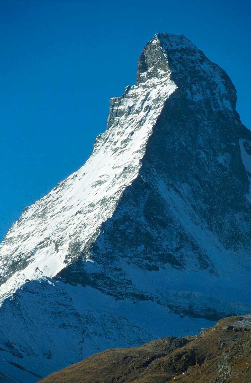 Hörnli ridge