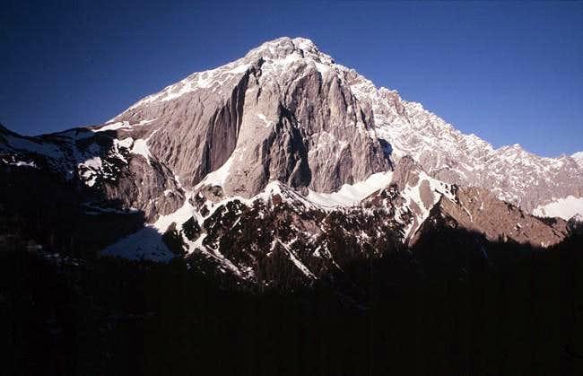 Kleiner Lafatscher (2635 m)...
