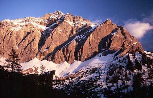 Speckkarspitze (2621 m),...