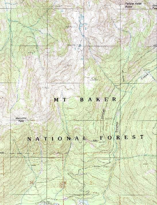 USGS Map Detail