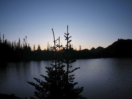 Goat Lake Sunrise