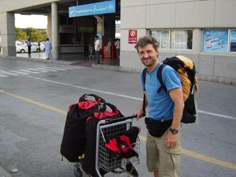 Chris Stangl - Austria