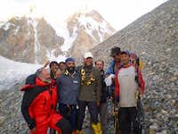 After the summit of GII 2008