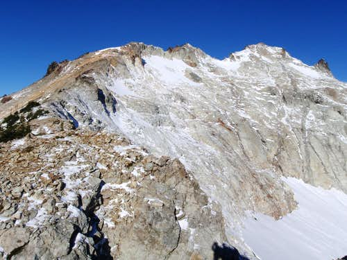 Daniel Southeast Ridge