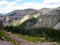 Montezuma Peak Route