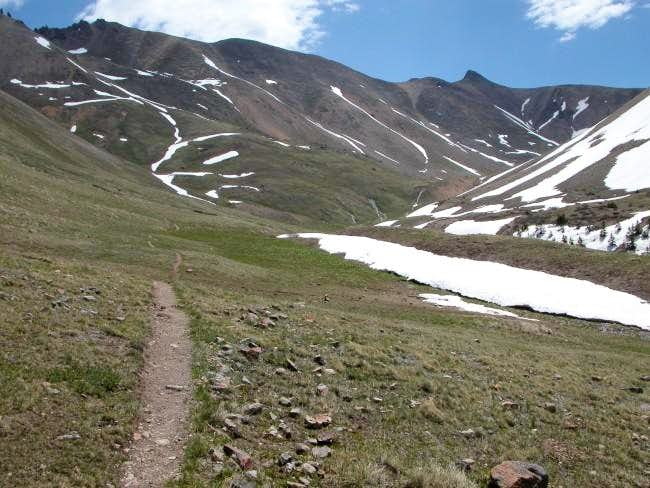 The upper basin of Silver...