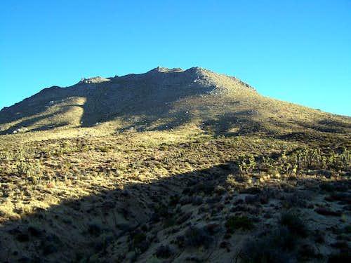 Mayan Peak