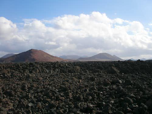 Mountains of Timanfaya