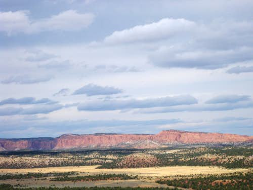 Land of Red Cliffs