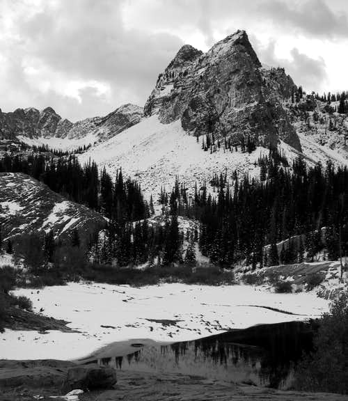 Lake Blanche, Monte Cristo and The Sundial