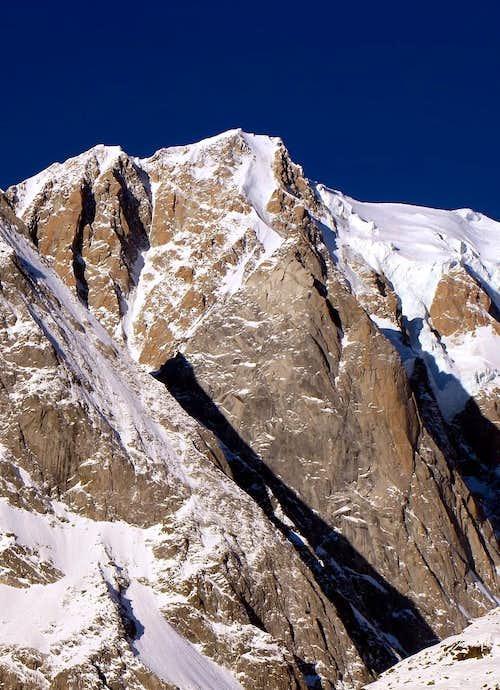 Mont Blanc de Courmayeur...
