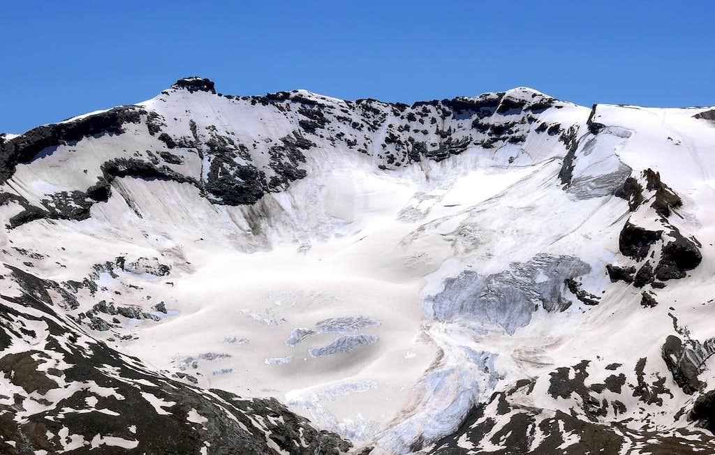 Punta Bousson (3337m)