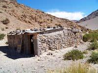 Hut, Cazadero Valley