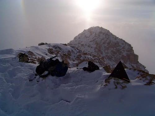 Argentinean summit view