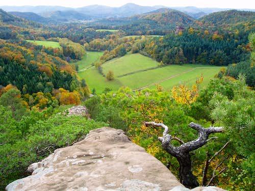 The bärenbrunner panoramas