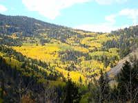 La Junta Canyon.....